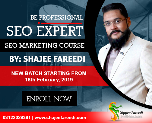 SEO Training in Karachi